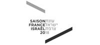 logo עונת ישראל צרפת 2018