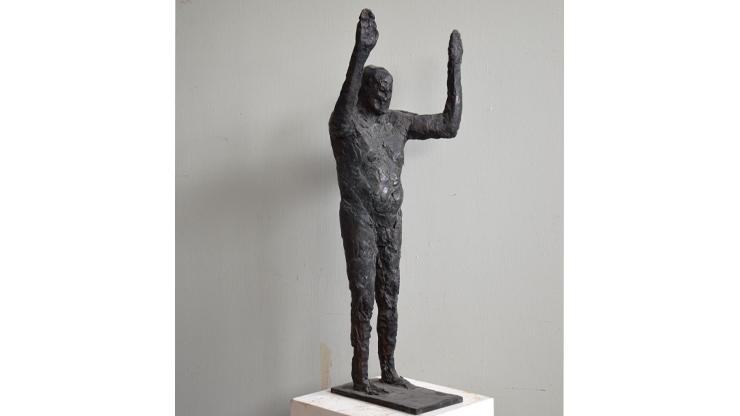 עופר ללוש פסל