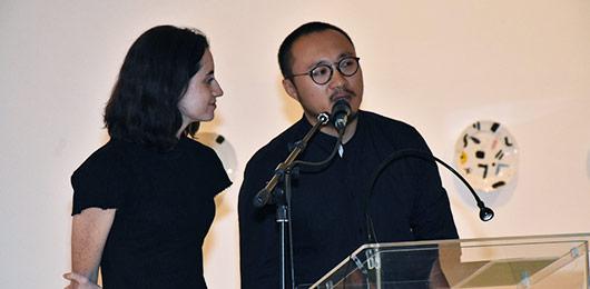 אירוע בתערוכה דזונג נינג