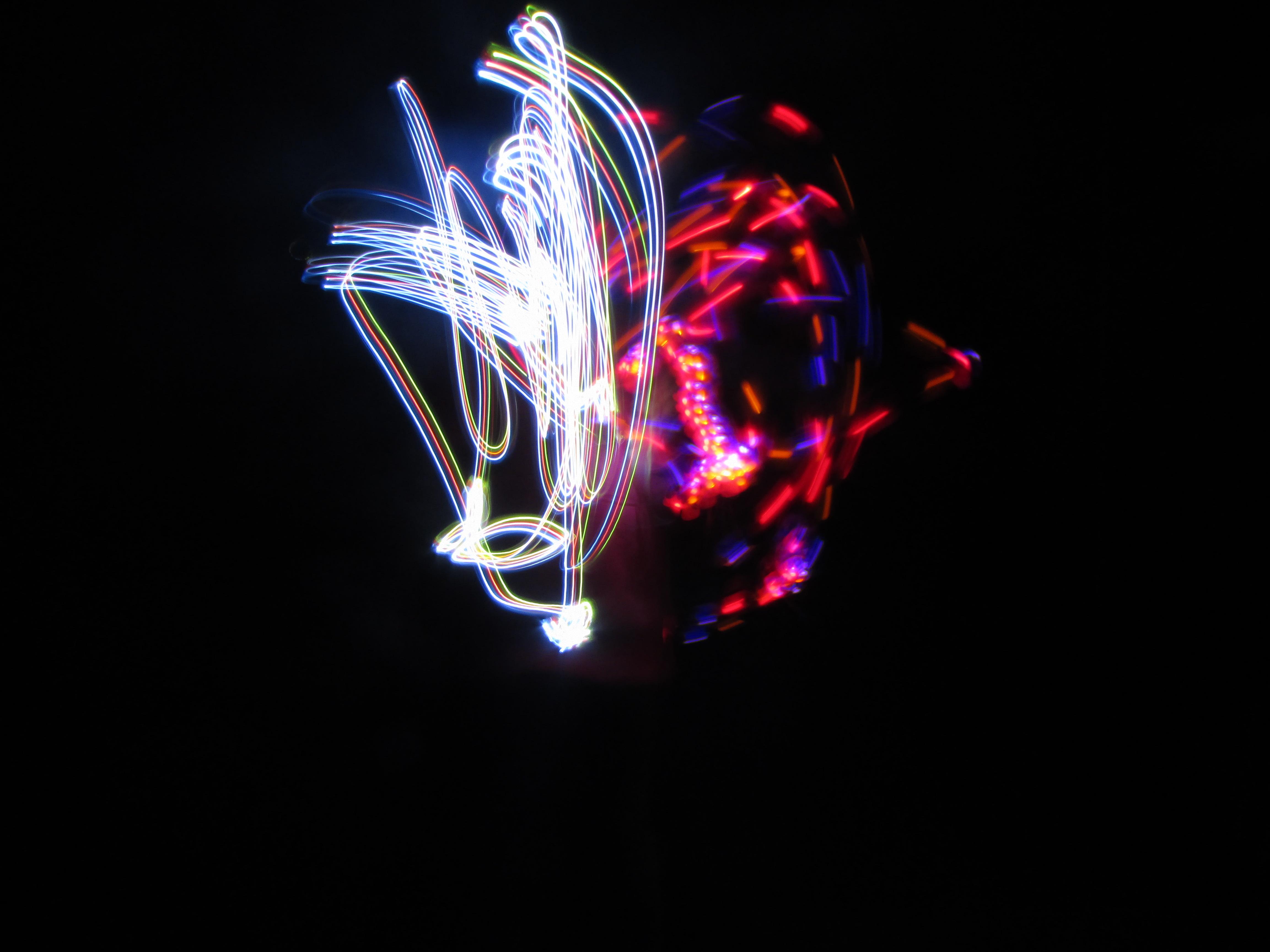 מקרן האור לחדר החושך