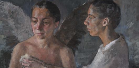 רוני טהרלב, דיוקן עם מלאך