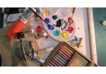 רישום וציור